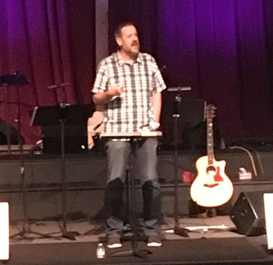 MARK FIELDS- Director of Vineyard USA Missions