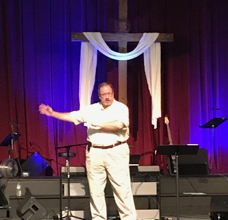 CALLED to be the BODY of CHRIST Series- CALLED TO BE WE w/MATT EVANS