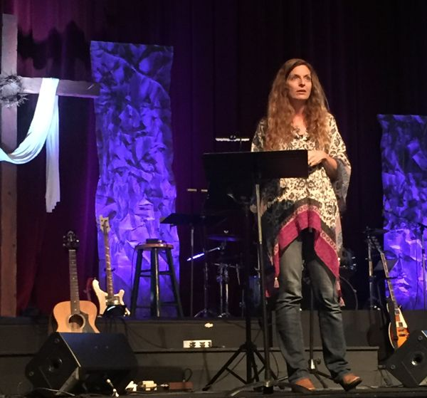 JOINING IN WITH GOD TO REACH THE WORLD P3- w/MICHELLE WILSON