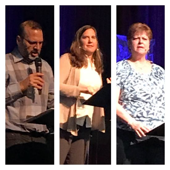 JOINING IN WITH GOD TO REACH THE WORLD P2- w/SHANNON FRYE & SHARON EVANS