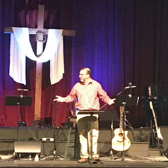 JOURNEY TO THE CROSS P3 w/RON OHST