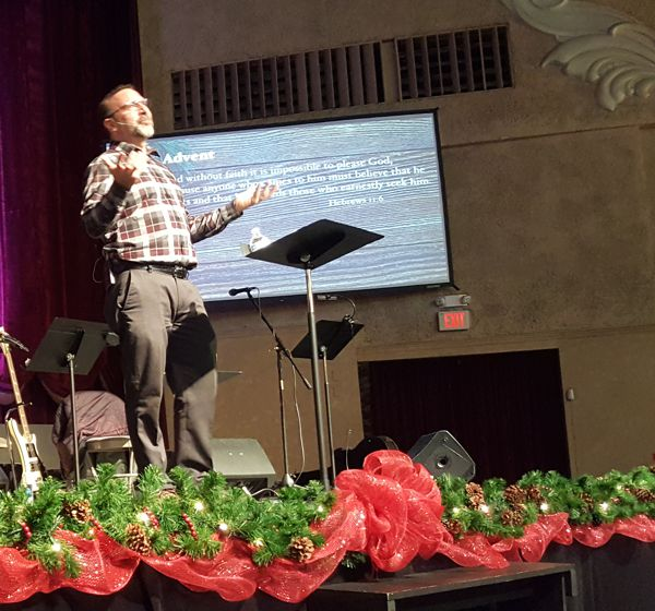 ADVENT- RECEIVE THE BLESSING OF THE PRINCE OF PEACE- w/RON OHST
