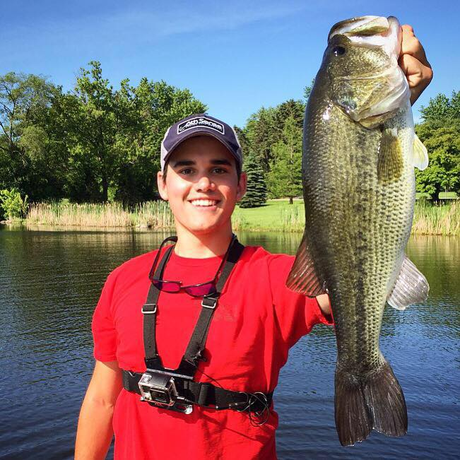 SuperStar Andrew Flair Is On The X - Fishing, Filming, Baits and Boats