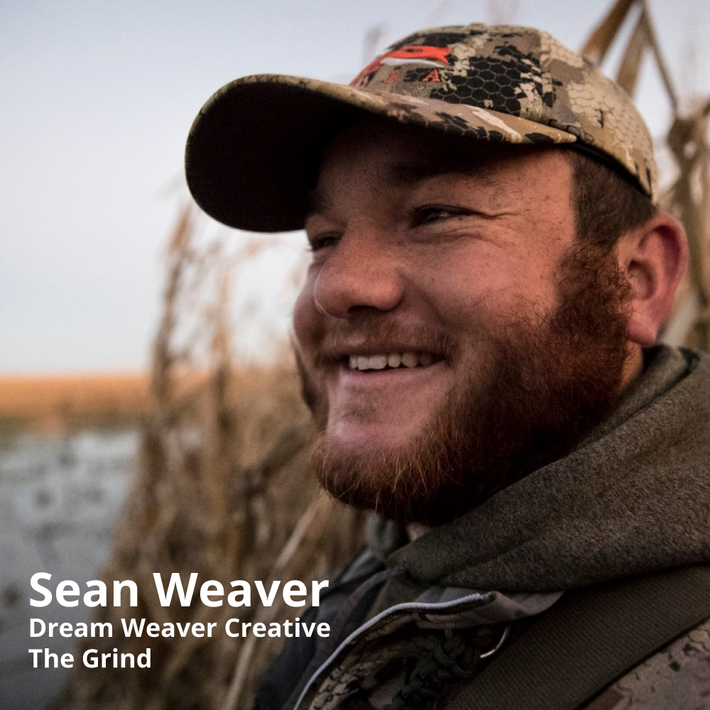 Gun Control, And Canon Fire. Get Caught Up In The Grind - Sean Weaver From The Grind Waterfowl Is On The X