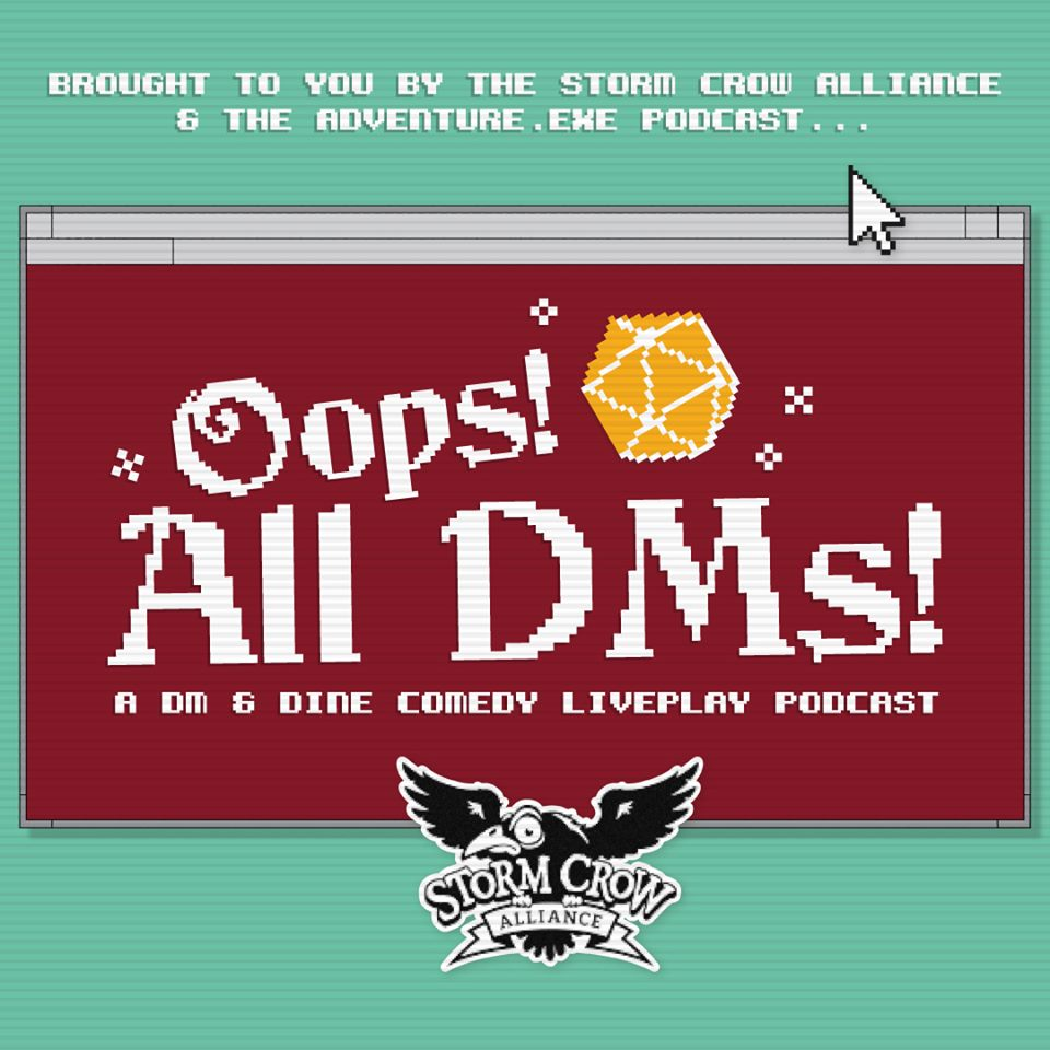 Oops! All DMs - EP01