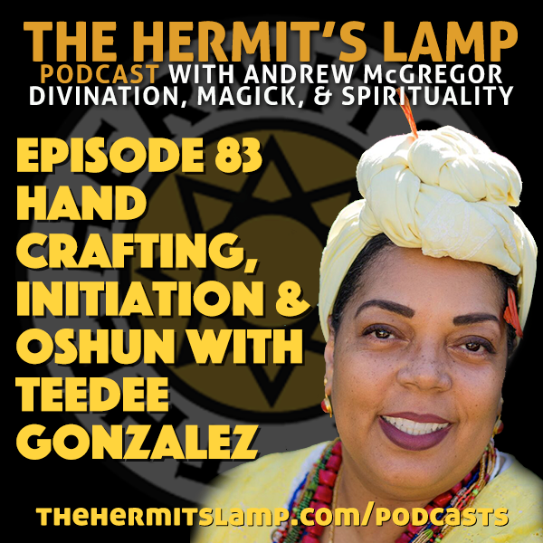 The Hermit's Lamp Podcast - A place for witches, hermits, mystics