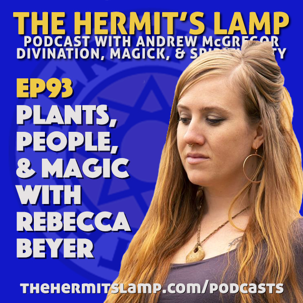 Plants, People, and Magic with Rebecca Beyer