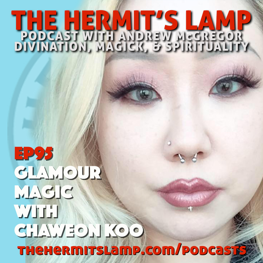 EP95 Glamour Magic with Chaweon Koo