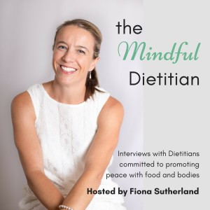 The Mindful Dietitian with Shane Jeffrey