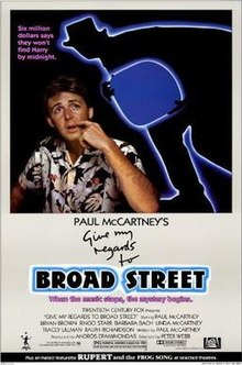 """Episode 208 - """"Give My Regards To Broad Street"""""""