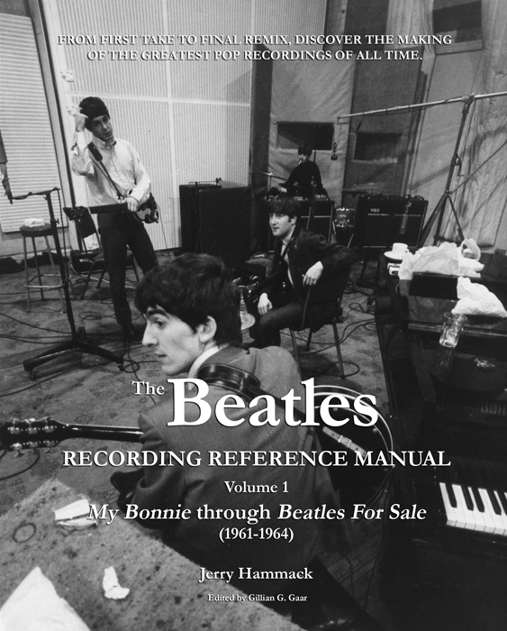 """Episode 210 - """"The Beatles Recording Reference Manual"""""""