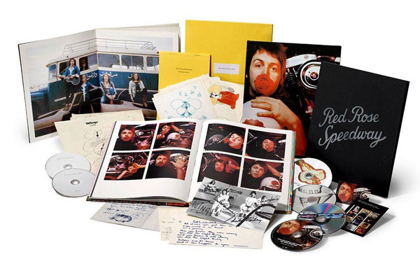 "Episode 311: ""Red Rose Speedway - Archive Deluxe Box Set Review"""