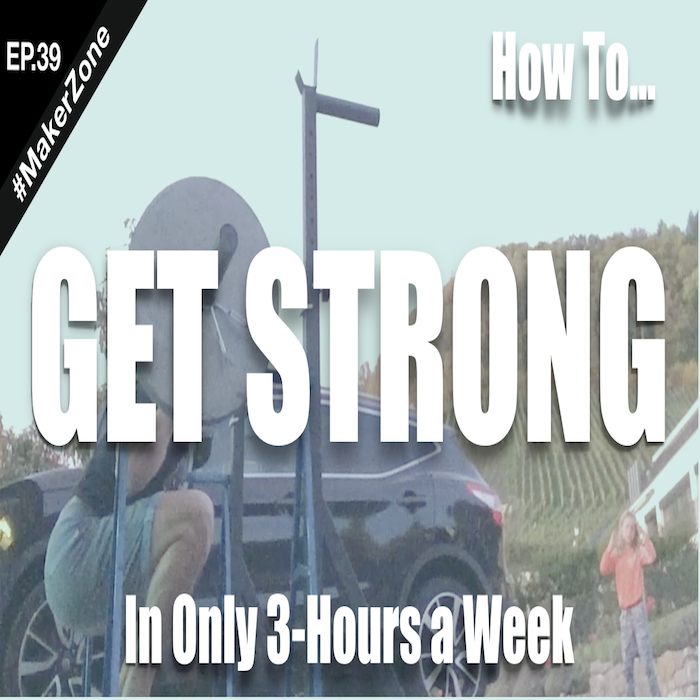 EP.39 Why and How to Get Strong Again: For Office Warriors⎜#MakerZone