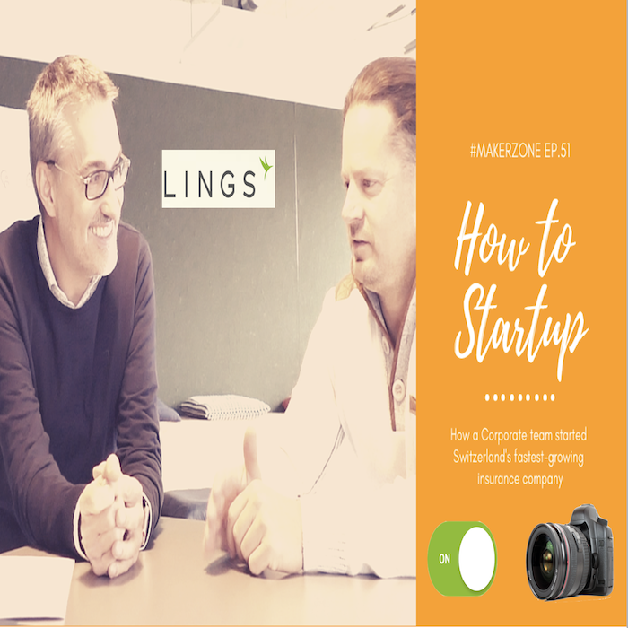 How to start a Startup from inside a Corporation: Staying Positive! | #MakerZone EP.51