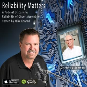 Reliability Matters: Episode 9 - An Interview with Dr. Mike Bixenman about Cleaning Challenges, Chemicals, Components, and Cleanliness Testing