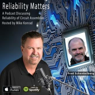 Reliability Matters: Episode 14 - An Interview with Reliability Expert Fred Schenkelberg
