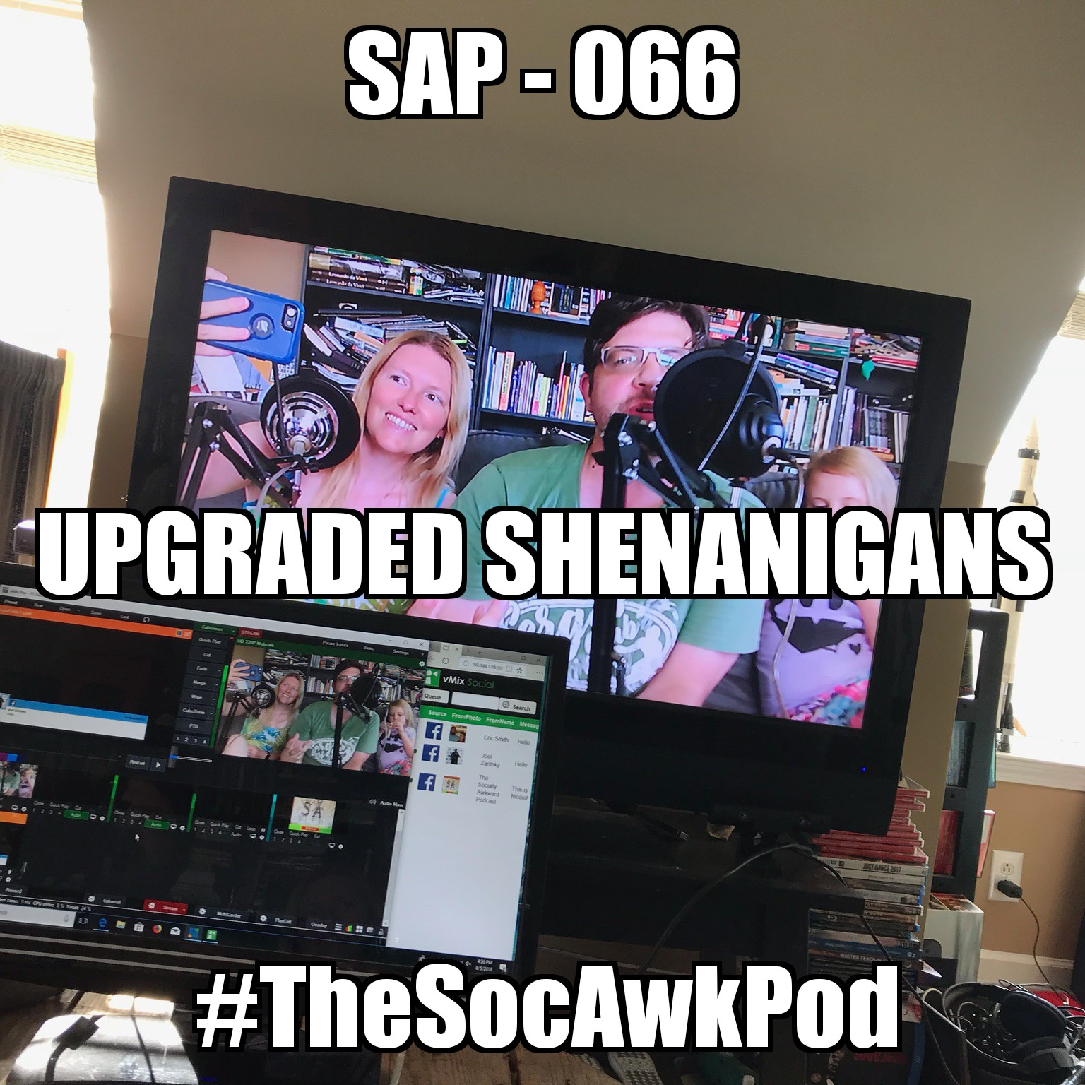 SAP - 066 - Upgraded Shenanigans