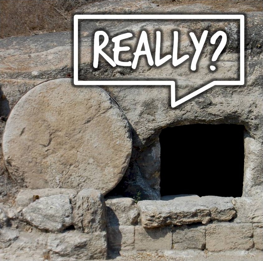 Did Jesus REALLY rise from death?