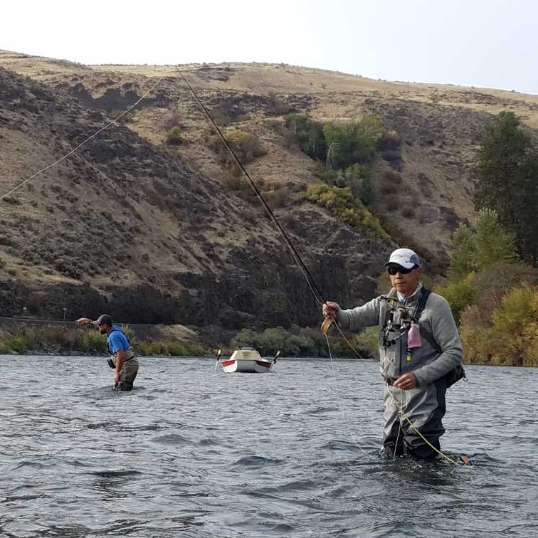 Episode 27 - Fall Transitions, Trout Spey, and Tangles