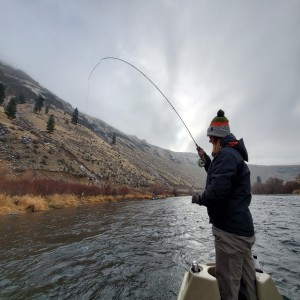 Episode 35 - Conquering Cold Water Trout