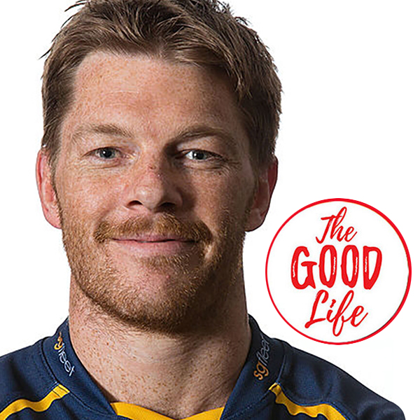 65. Clyde Rathbone on Karma, Wallabies and the Black Dog