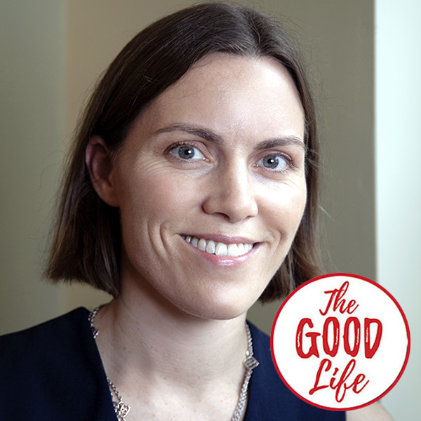 88. Emily Oster on data, pregnancy and parenting