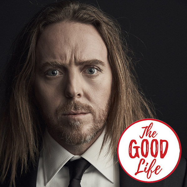 86. Tim Minchin on free will, anger, success and failure