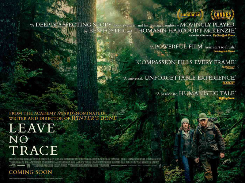 27. Leave no Trace