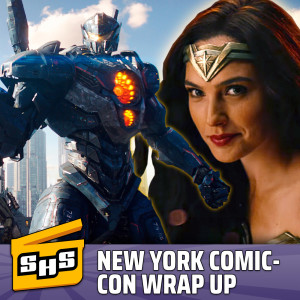 New York Comic-Con 2017 and Justice League Trailer   Weekly News Episode 141