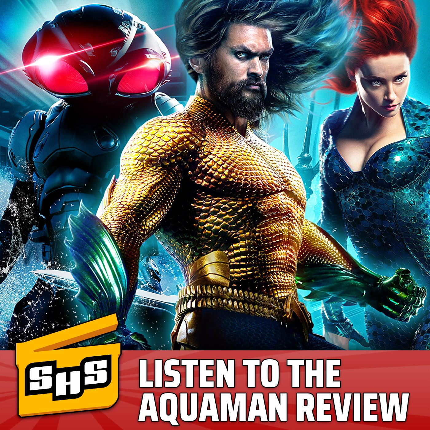Superhero Slate Aquaman Tv Movie Reviews