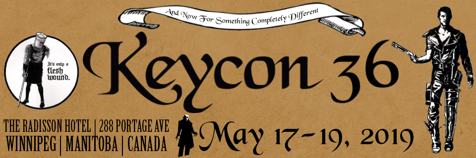 Season 7, Episode 6 – Interview With Keycon Conchair Charles Lauder