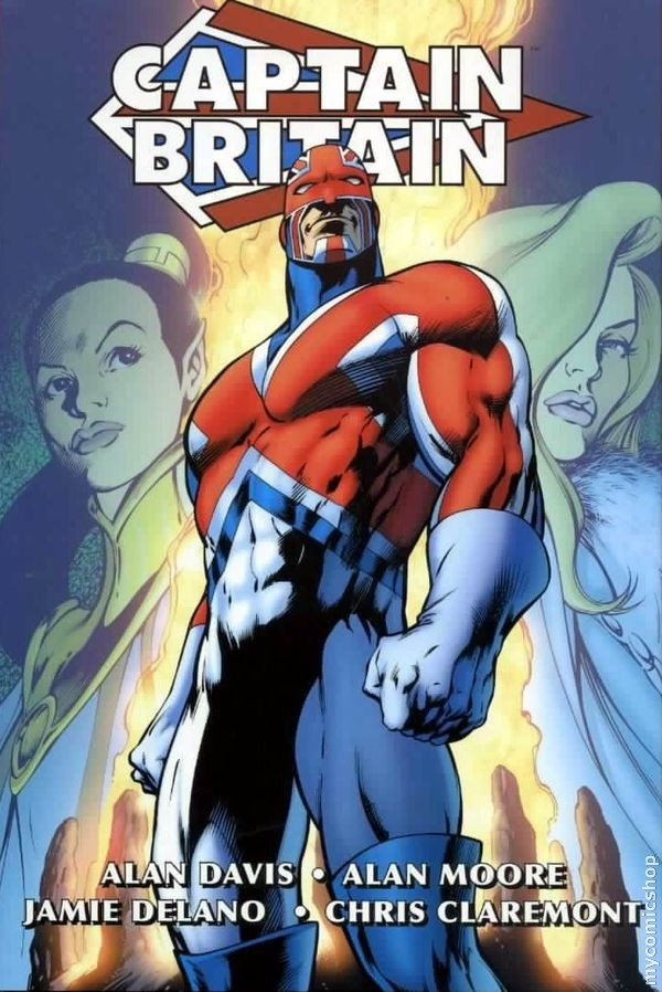 Episode 274 - Captain Britain and Excalibur
