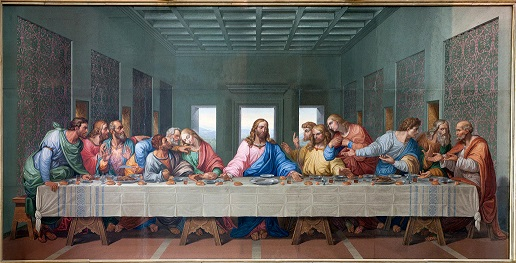 Ep.1069:  What Happened at the Last Supper?