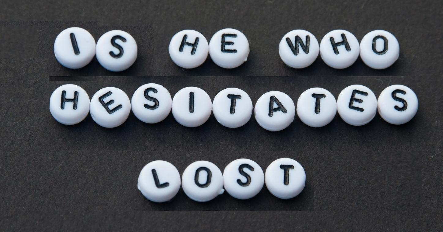 Ep. 1064: Is He Who Hesitates Really Lost?  The Story of Lot