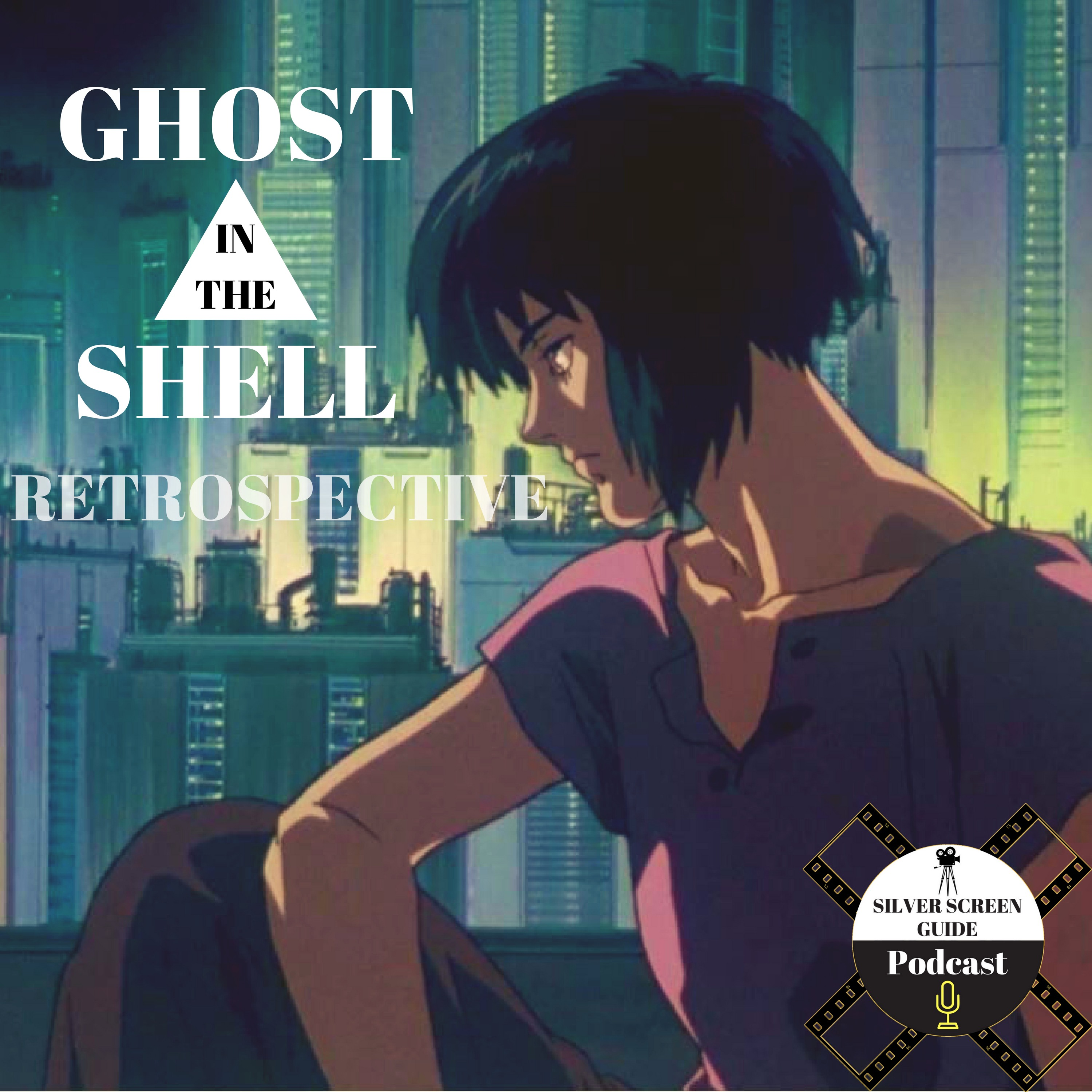 Silver Screen Guide Movie Review Podcast Ghost In The Shell 2 Innocence 2004 Movie Review Free Listening On Podbean App
