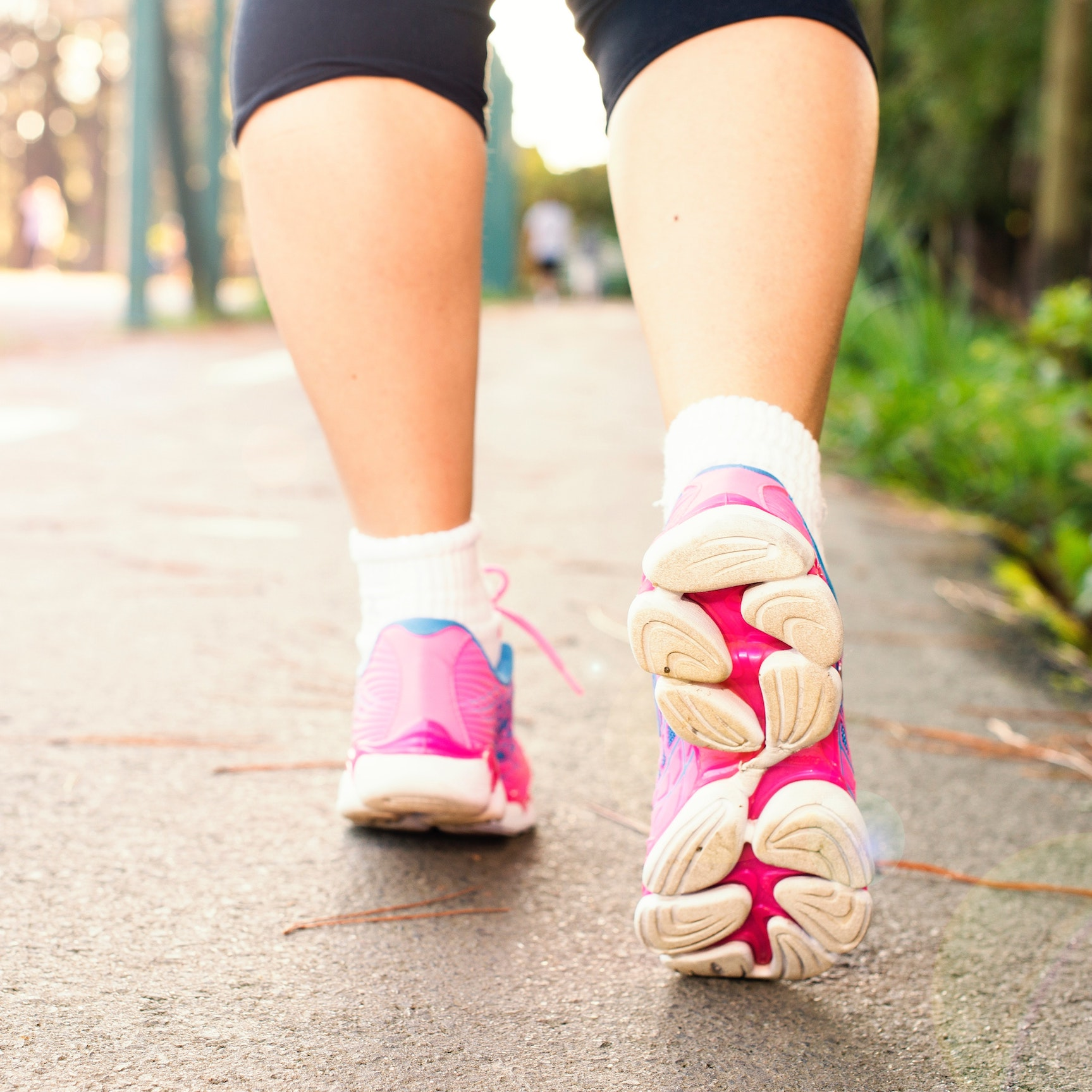 #147 How much stress reduction does your foot need to heal and run?