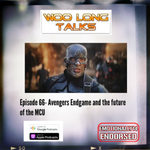 Episode 66 - 'Avengers Endgame' and the future of the MCU
