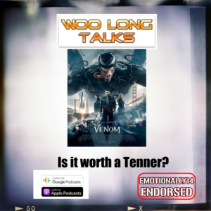 Is it worth a Tenner? - Venom non spoilers review!