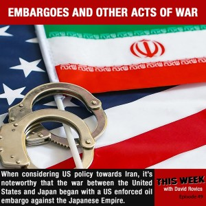 Embargoes and Other Acts of War