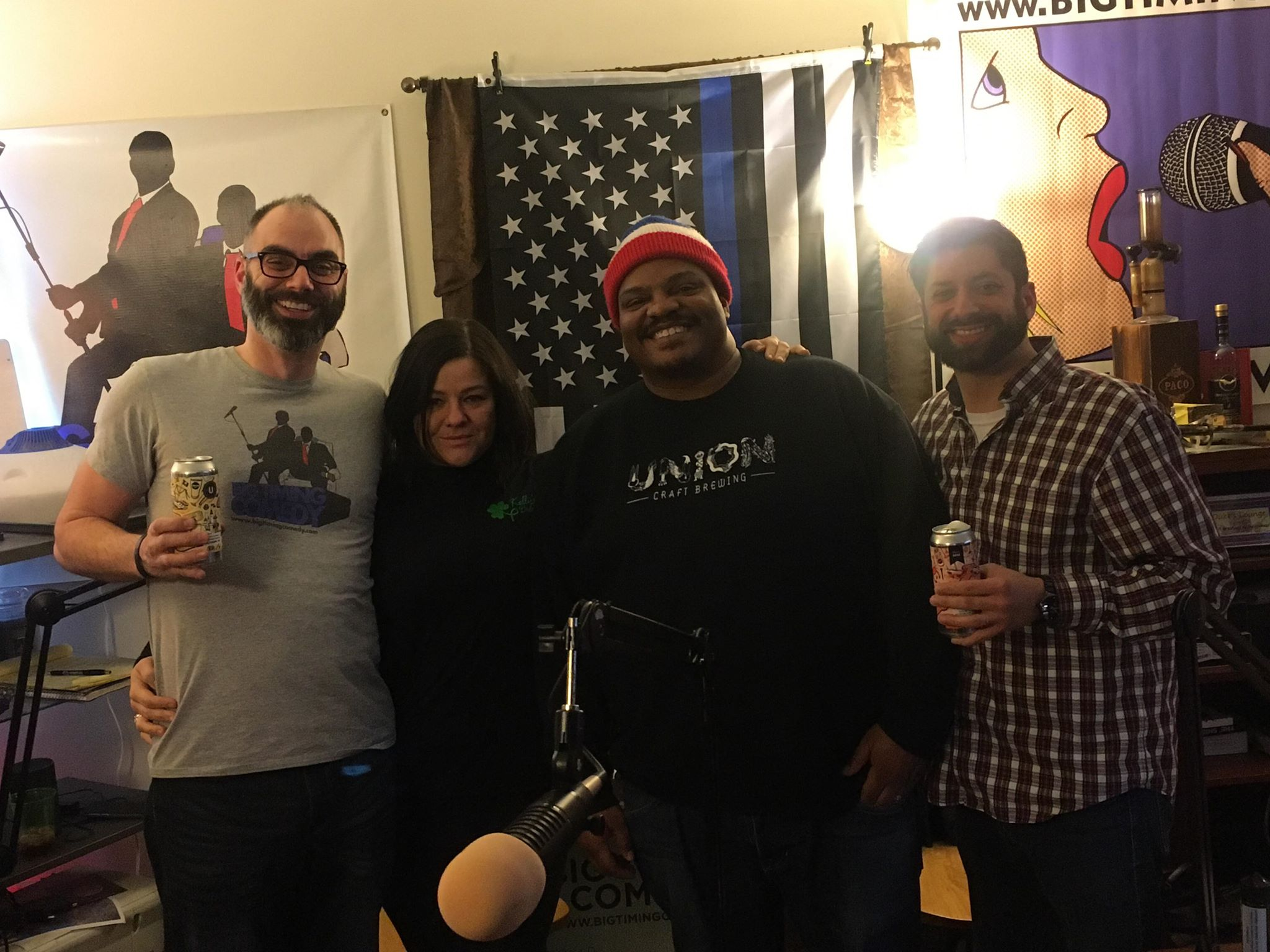 """Paco's Got Balls #102 """"Talking Brews with Kevin Blodger"""""""