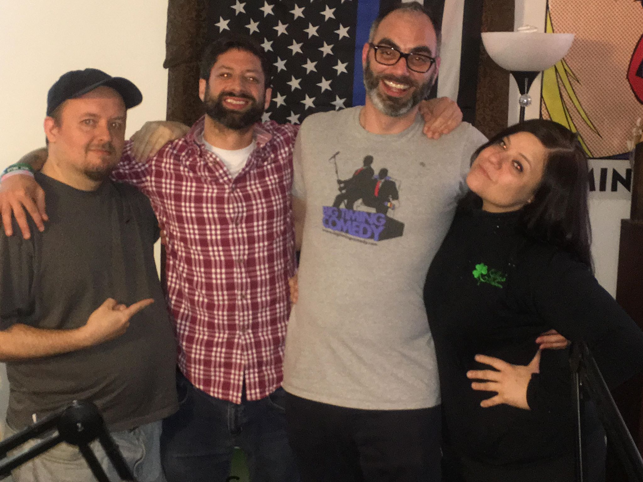 "Paco's Got Balls feat. Wendi #114 -  ""Looks Like a Great Podcast"" with James Finn"