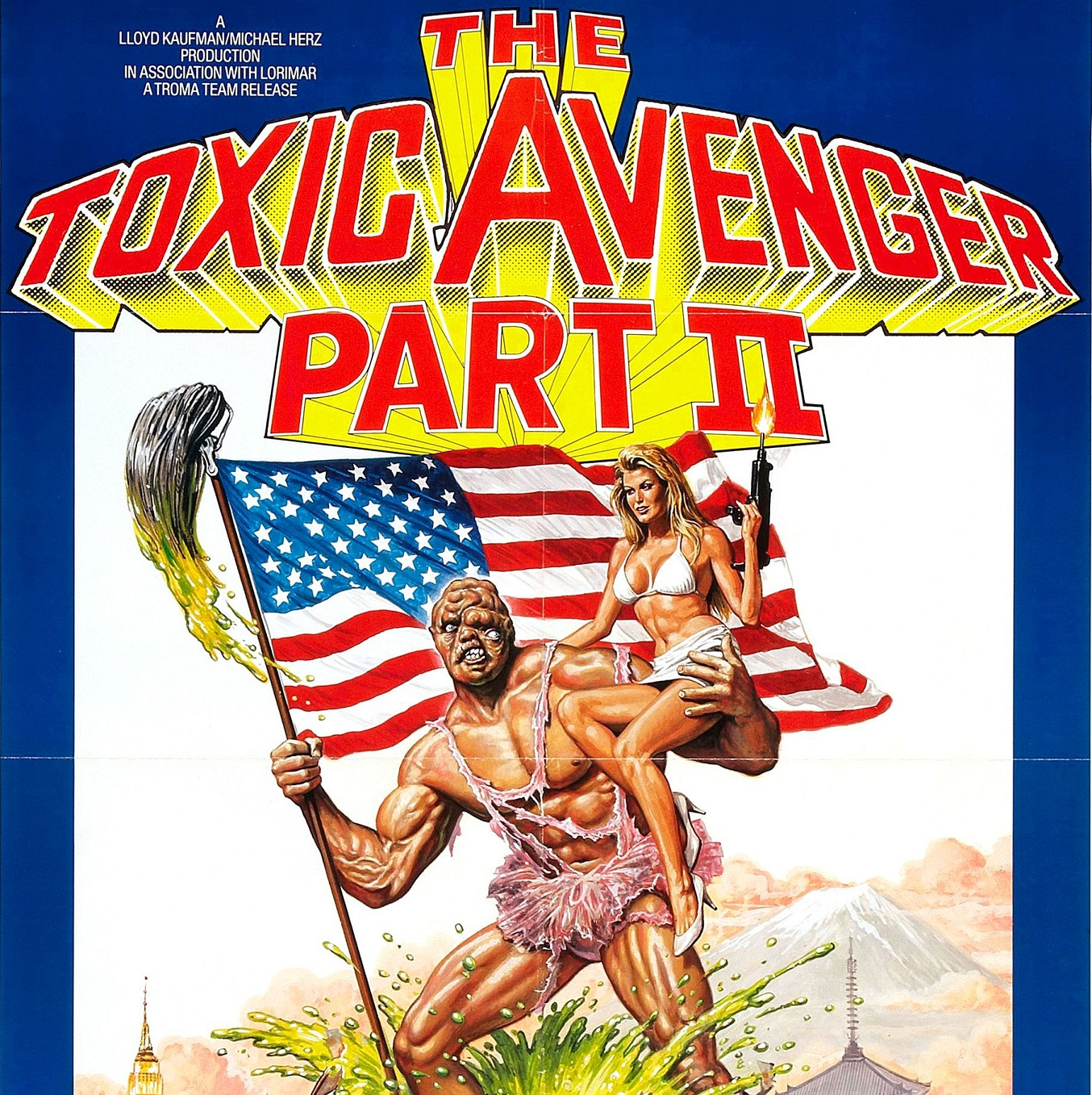 Episode 73 – The Toxic Avenger Part II