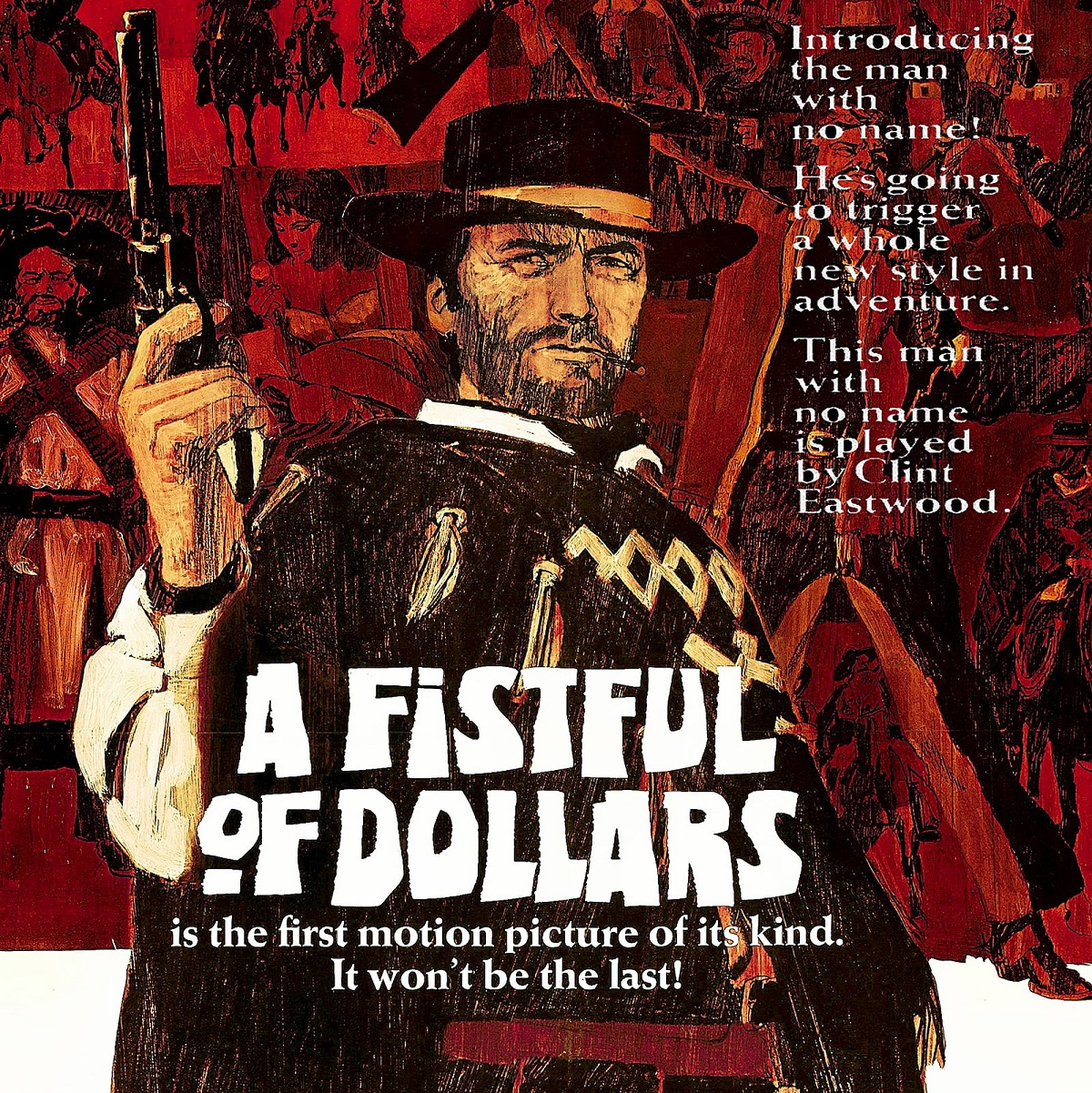 Episode 86 - A Fistful of Dollars