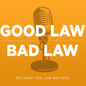 Good Law | Bad Law #108 - Trump, Anti-Muslim Rhetoric and the Supreme Court W/ Sahar Aziz