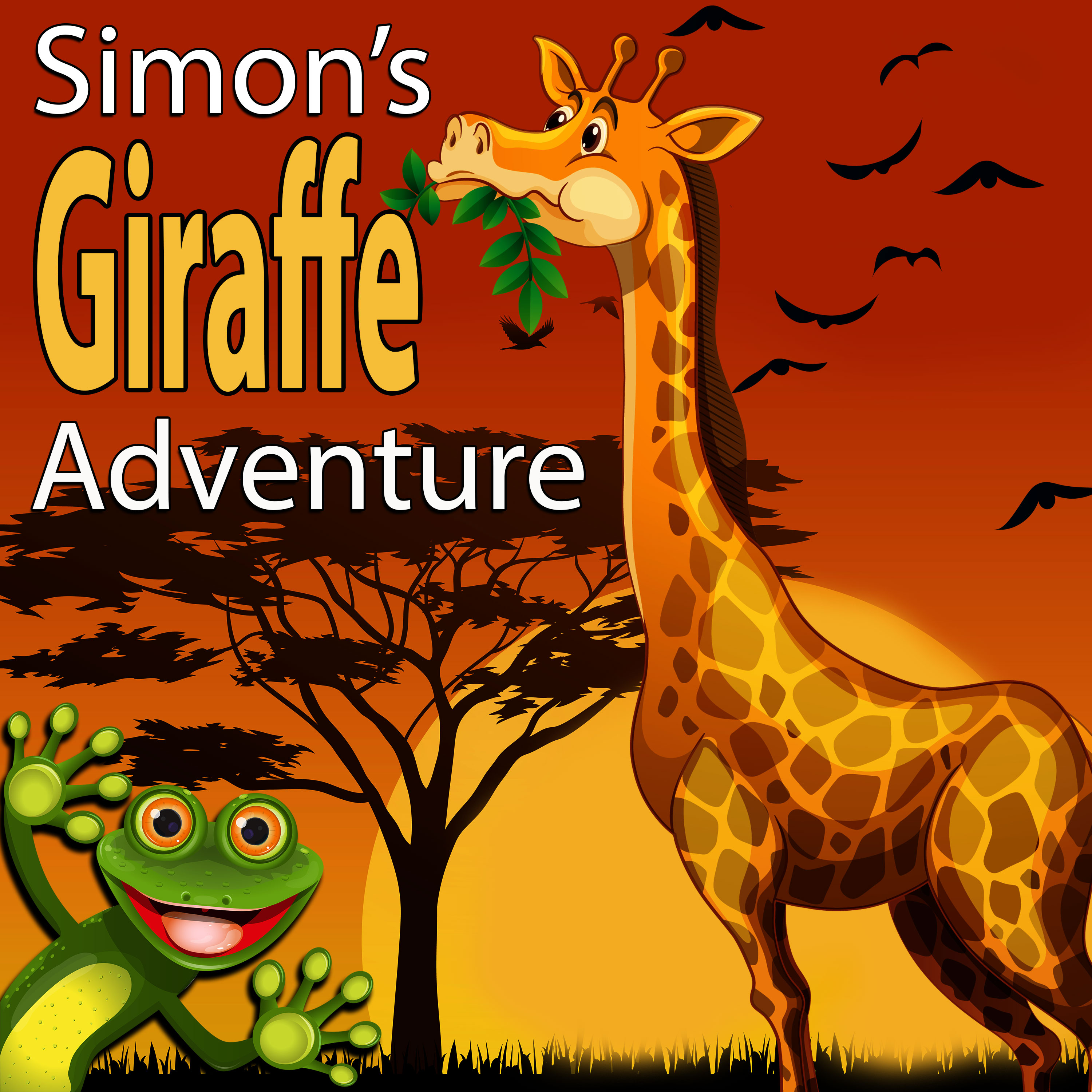 Simon's Giraffe Adventure