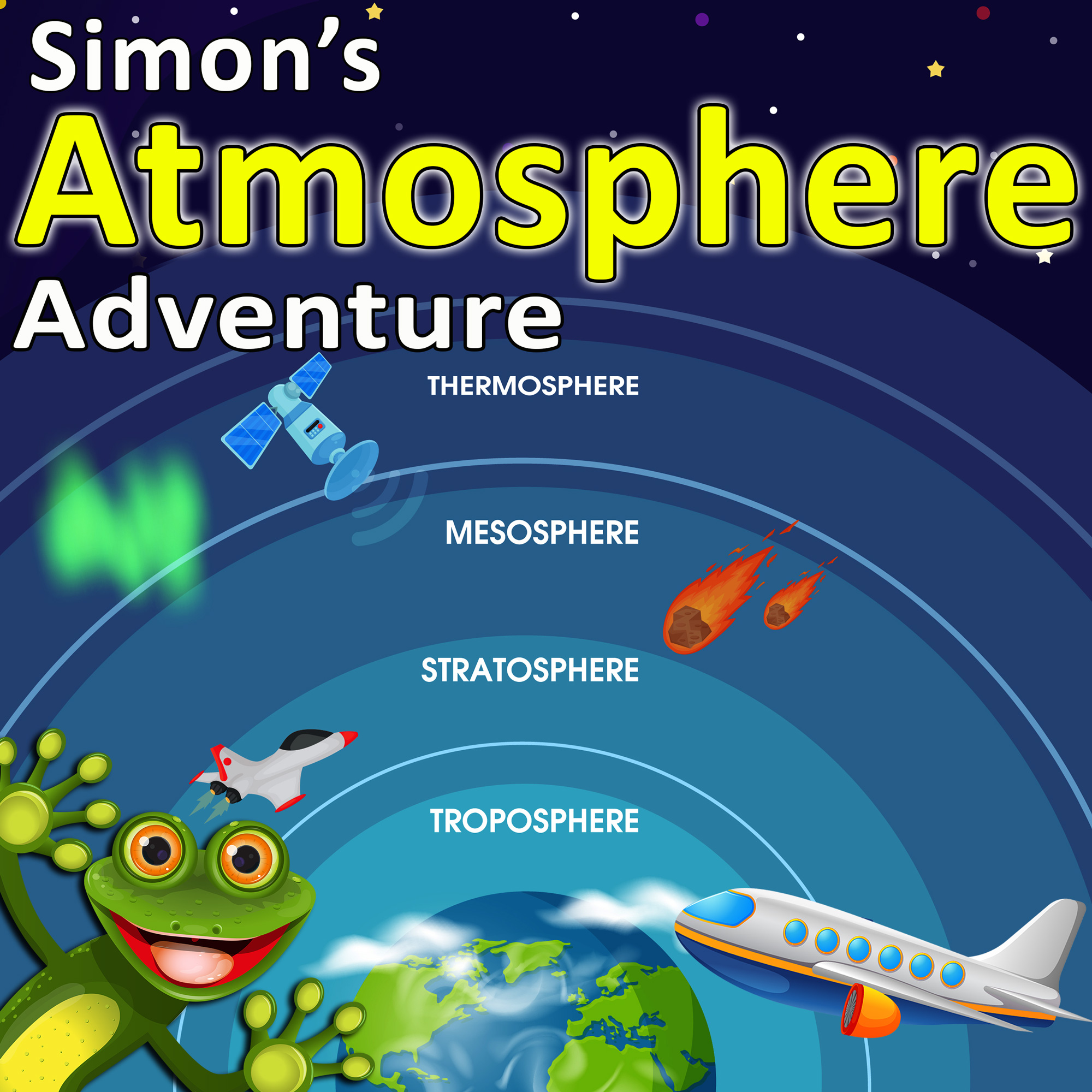 Simon's Atmosphere Adventure