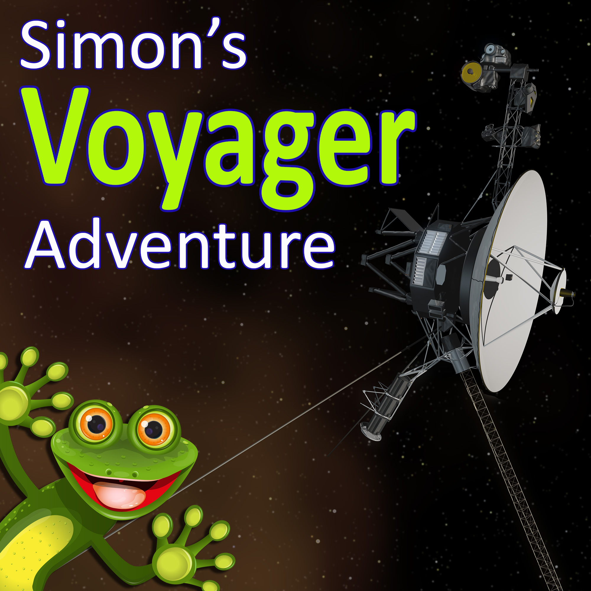 Simon's Voyager Adventure
