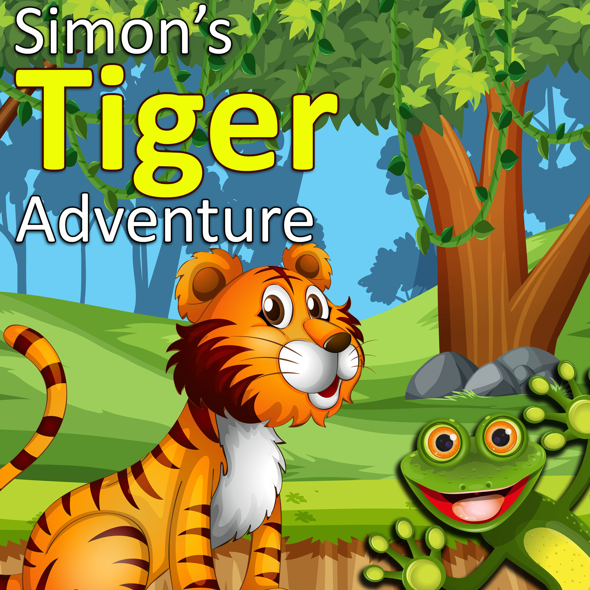 Simon's Tiger Adventure