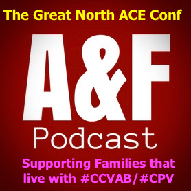 The Great North Ace Conference: Supporting Families that live with #CCVAB #CPV
