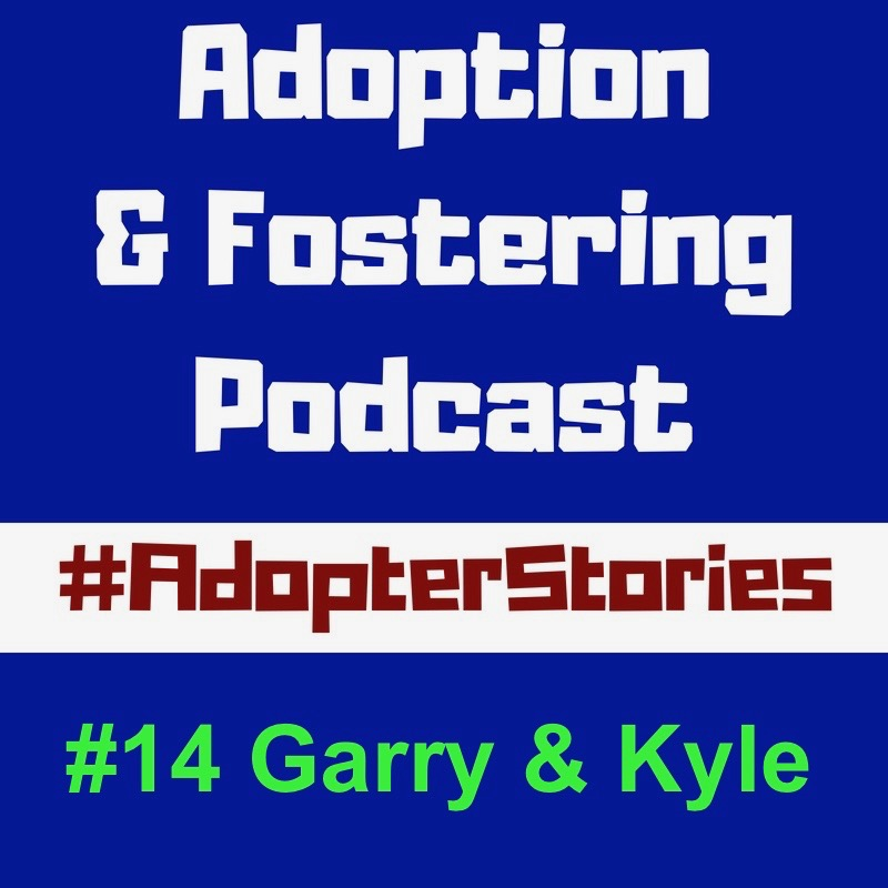 Adopte Stories #14 Garry and Kyle